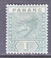 PAHANG  11   *   FAUNA  TIGER - Pahang