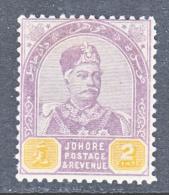 JOHORE  19    * - Johore