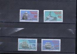 MARSHALL ISLANDS - Bateaux