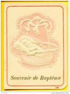 Faire-part De Naissance/baptème : Alfred Marcel Marchienne Docherie 1926 - Geburt & Taufe