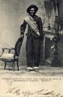 Bolivie Cacique De Los Tobas Chuquisaca Carte Précurseur Avant 1905 Adressée Sur Angers En France - Bolivia