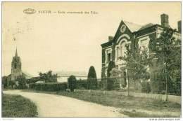 Sautin (Sivry-Rance)  : Ecole Communale Des Filles - Sivry-Rance