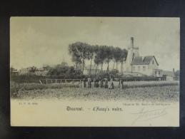 Torhout D'Aussy's Molen - Torhout