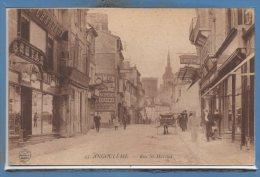 16 - ANGOULEME -- Rue St Martial - Angouleme