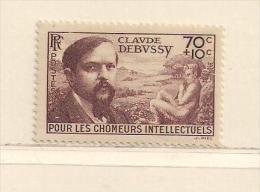 FRANCE  ( F31 - 67 )  1939      N° YVERT ET TELLIER  N° 437    N* - France