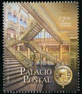 Mexico (2013) - Set -  /  Postal Palace - Palais De La Poste - Mexico