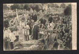 EXHUMATION DE LA SERVANTE DE DIEU THERESE DE L'ENFANT JESUS ET DE LA STE-FACE 6 SEPT 1910 - Funérailles