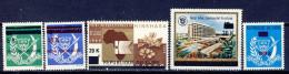 Congo Kinshasa Zaire  Cat . COB-OBP  Nr 912-916     (xx) - Zaïre