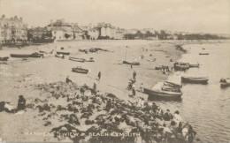 Mammead - View & Beach Exmouth  (2X010 - Inghilterra