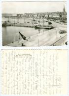 AK Schiff Saint-Malo Les Bassins Docks Hafen Harbour St. FRANCE Frankreich Dock Harbor Port Puerto Ansichtskarte - Ohne Zuordnung