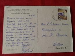Italia Villagio Di Sunglass. Tignale  -> Olanda 1981 - Brescia