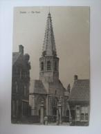 AK / Bildpostkarte  1915 K.D. Feldpostexp. Belgien Staden - De Kerk S.B. Res. Inf. RGT. No. 238 III BATL. - Staden