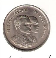 THAILAND 5 BAHT BE2521 1978 UNC - Thaïlande