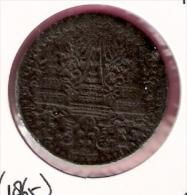 THAILAND  1/8 FUANG ND 1865 - Thaïlande