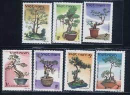 Vietnam Viet Nam MNH Perf Stamps 1986 : Bonsai / Tree (Ms507) - Vietnam
