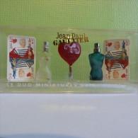 Miniatures Parfum  Jean Paul Gauthier Duo St Valentin - Other