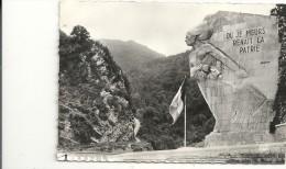 MONUMENT DES MAQUIS DE L AIN--en Bas Du Cerdon A Droite De Poncin Direction Maillat--NON ECRITE-- - Autres Communes