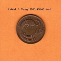 IRELAND   1  PENNY   1985   (KM # 20) - Ireland