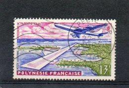 POLYNESIE FRANCAISE        13 F    Année1960    Y&T:PA 5   (belle  Oblitération) - Oblitérés