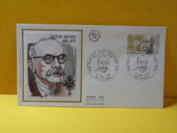 FDC- Pasteur Marc Boegner - 88 Épinal - 14.11.1981 - - 1980-1989