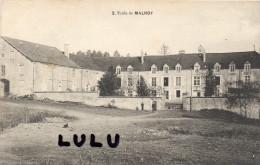 DEPT 52 : école De Malroy - Frankreich