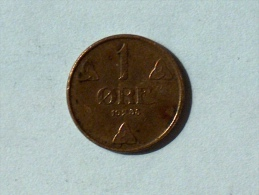 Norvege 1 ORE 1935 - Norvège