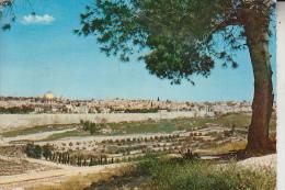 JORDANIEN / JORDAN, Jerusalem, Panorama, 1964 - Jordanien