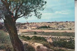 JORDANIEN / JORDAN, Jerusalem, Panorama, 196... - Jordanien