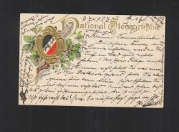 Studentika PK National Stenographie 1901 - Schools