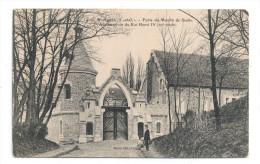 CP , 94 , MONTGERON , Porte Du Moulin De Senlis , écrite Et Voyagé En 1907 - France