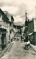 Ile D'Oléron  Rue Principale Allant à La Plage  ST-Trojan  Cpsm Format Cpa - Ile D'Oléron