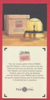 F -Buvard Gaultier - Fragile - Cartes Parfumées