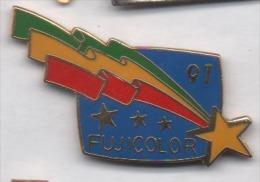 Beau Pin´s En EGF , Photo , Fujicolor , Fuji - Fotografie