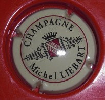 Capsule De Champagne  LIEBART - Champagne