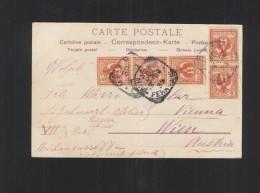 Cartolina Vittorio Emanuele 1902 - 1900-44 Victor Emmanuel III.
