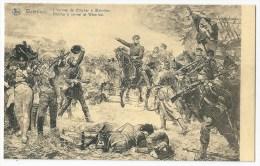 Cpa: WATERLOO Arrivée De Blücher à Waterloo, Blücher Arrival At Waterloo (Napoléon, Militaire)  Nels - Other Wars