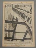Patriote Illustré N° 20 - 1933 - Foot Belgique/Hollande - Congrès Belgique - Gala Equestre Et Militaire - Pub L'AIGLON - Informations Générales