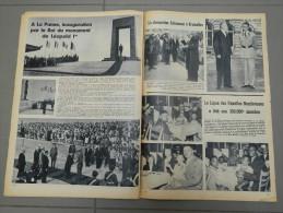 Patriote Illustré N° 41 - 1958 - Pie XII Est Mort - Charles-Quint - Panne Inauguration Par Le Roi - Publicité NOVA - Informations Générales