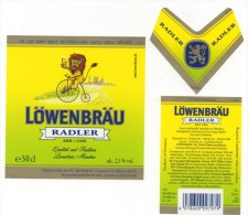 Lowenbrau - Radler (Allemagne) - Bier