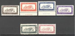 Grand Liban: Yvert N° 122/7*; Voir Scan - Grand Liban (1924-1945)