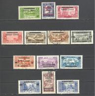 Grand Liban: Yvert N° 84/7*; Sf 96; Rouille Au Verso D´un Timbre; Voir Scan - Grand Liban (1924-1945)