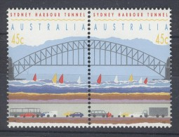 Australia - 1992 Port Tunnel MNH__(TH-5144) - 1990-99 Elizabeth II