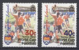 Cayman Islands - 2002 Football World Cup MNH__(TH-5151) - Kaaiman Eilanden