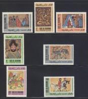 Ras Al Khaima - 1967 Arab Miniatures MNH__(TH-13536) - Ra's Al-Chaima