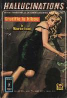 HALLUCINATIONS N° 7 BE AREDIT COMICS POCKET 01-1971 - Hallucination