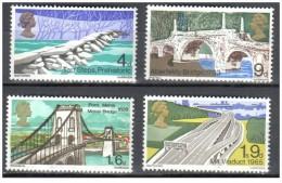 Regno Unito - 1968 - Nuovo/new - Ponti - Mi N. 481/84 - Ongebruikt