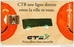 Télécarte 25 Unités - HN 102 -  CTB Neuve - Francia