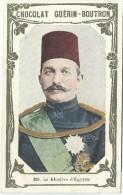 Livre D´Or Des Célébrités Contemporaines/EGYPTE / Le Khédive/ Vers 1900-1910   GBC3 - Guérin-Boutron