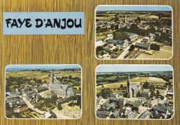 49 / FAYE D ANJOU / VUES / DENTELEE - France
