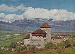 Liechtenstein  -  Castle Of - Schloss Vaduz   B-3037 - Liechtenstein